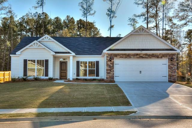 1015 Swan Court, North Augusta, SC 29860 (MLS #426595) :: Melton Realty Partners