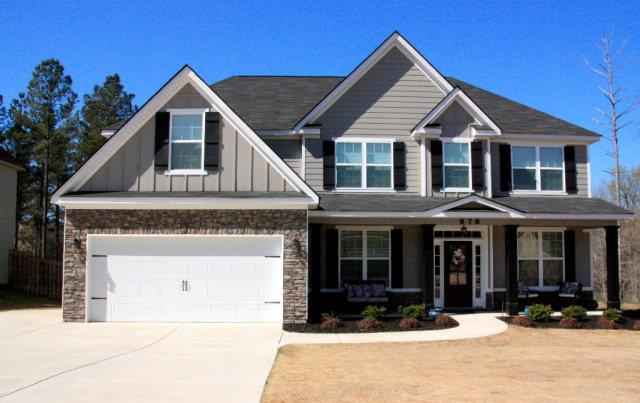 878 Leyland Lane, Evans, GA 30809 (MLS #426601) :: Melton Realty Partners