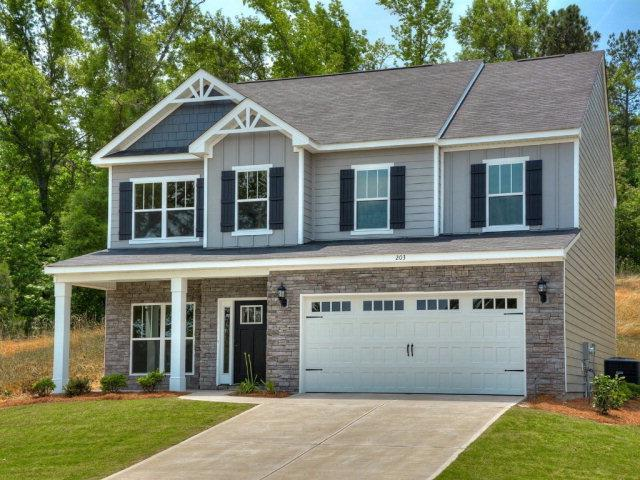 1039 Swan Court, North Augusta, SC 29860 (MLS #426893) :: Melton Realty Partners