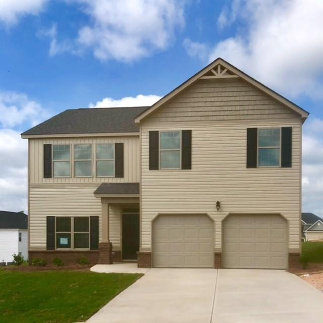 1186 Fawn Forest Road, Grovetown, GA 30813 (MLS #427382) :: Natalie Poteete Team