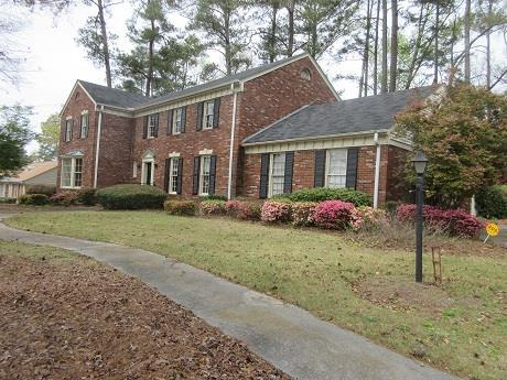 3211 Lake Forest Drive, Augusta, GA 30909 (MLS #427480) :: Brandi Young Realtor®