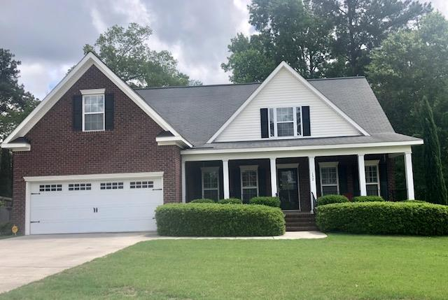 132 Line Bars Drive, North Augusta, SC 29860 (MLS #427509) :: Shannon Rollings Real Estate