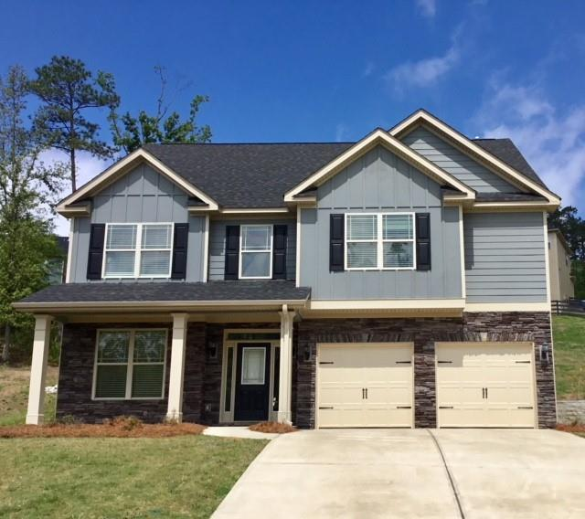 174 Hodges Bay Drive, Aiken, SC 29803 (MLS #427599) :: Shannon Rollings Real Estate
