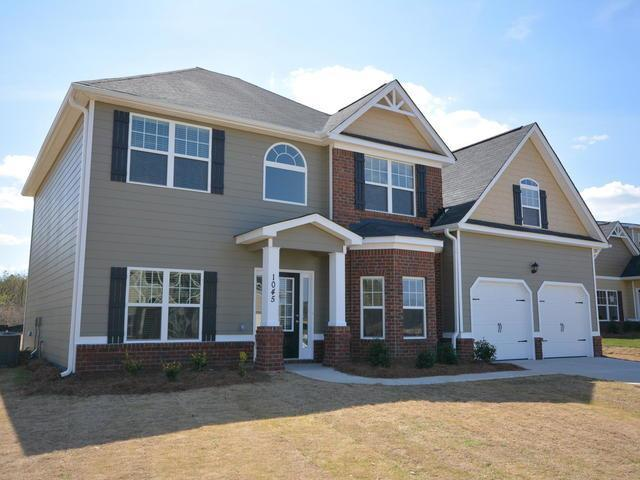 4702 Southwind Road, Evans, GA 30809 (MLS #427678) :: Natalie Poteete Team