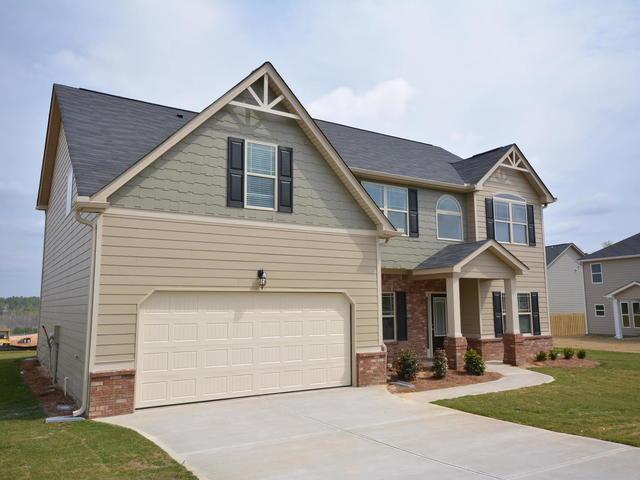 4643 Southwind Road, Evans, GA 30809 (MLS #427679) :: Natalie Poteete Team
