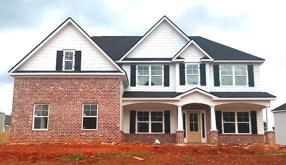 760 Houston Lake Drive, Evans, GA 30809 (MLS #427858) :: Shannon Rollings Real Estate