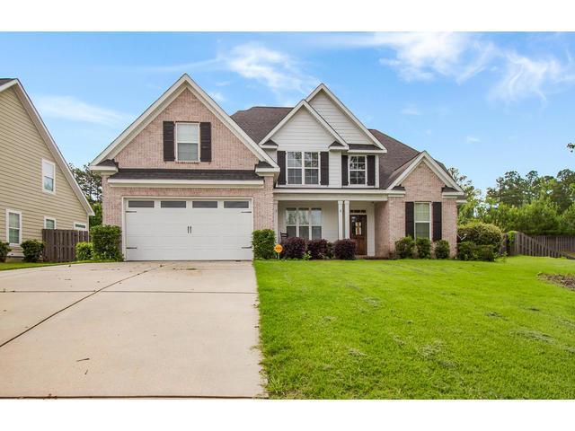 4122 Dewaal Street, Evans, GA 30809 (MLS #428107) :: Melton Realty Partners