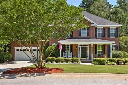 1408 Aylesbury Drive, Evans, GA 30809 (MLS #428201) :: Southeastern Residential