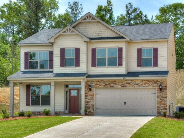 1038 Swan Court, North Augusta, SC 29860 (MLS #428448) :: Melton Realty Partners