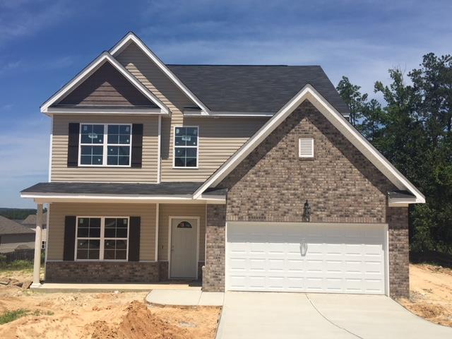 1505 Jonathan Place, Hephzibah, GA 30815 (MLS #428540) :: Southeastern Residential