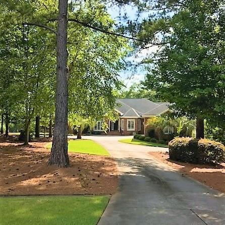 40 Lanham Lane, North Augusta, SC 29860 (MLS #428836) :: Natalie Poteete Team