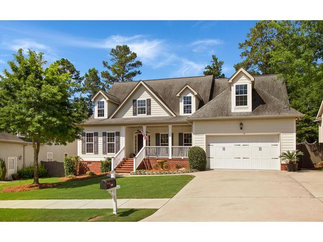928 Napiers Post Drive, Evans, GA 30809 (MLS #428909) :: Melton Realty Partners