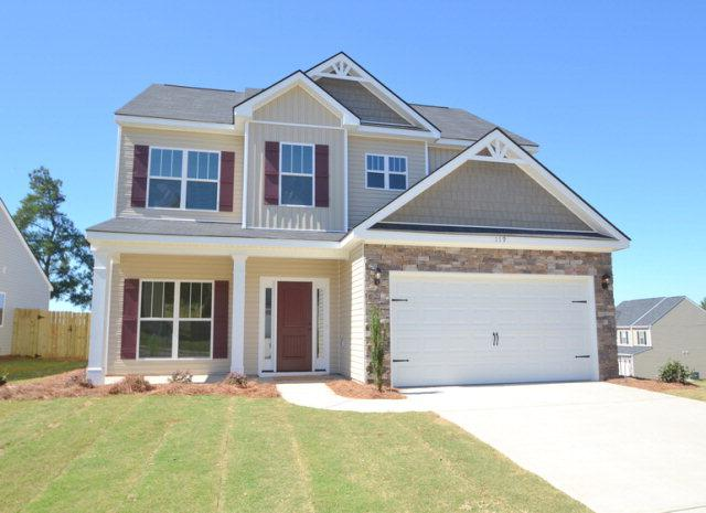 149 Beallwood Drive, Harlem, GA 30814 (MLS #429064) :: Shannon Rollings Real Estate
