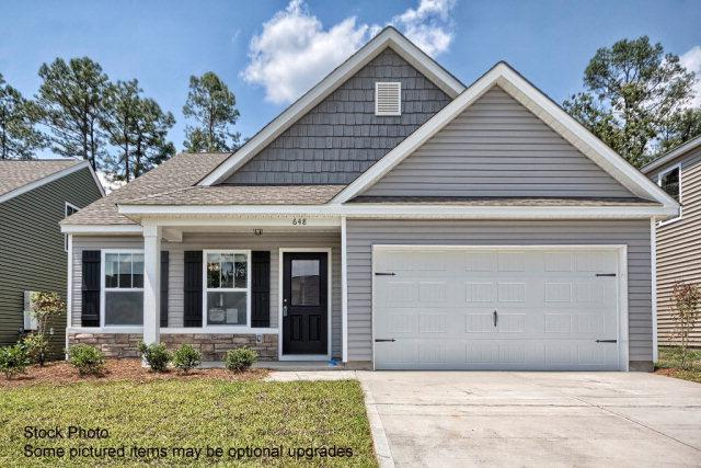 748 Jericho Circle, Aiken, SC 29801 (MLS #429167) :: Young & Partners
