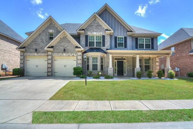 323 Bobwhite Trail, Grovetown, GA 30813 (MLS #429489) :: Shannon Rollings Real Estate