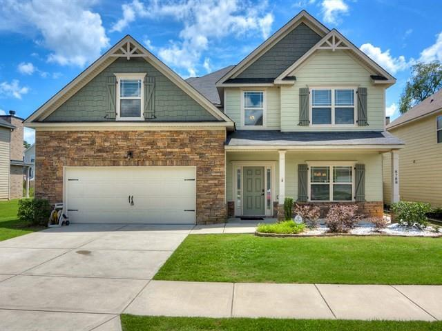 8788 Crenshaw Drive, Grovetown, GA 30813 (MLS #429546) :: Shannon Rollings Real Estate