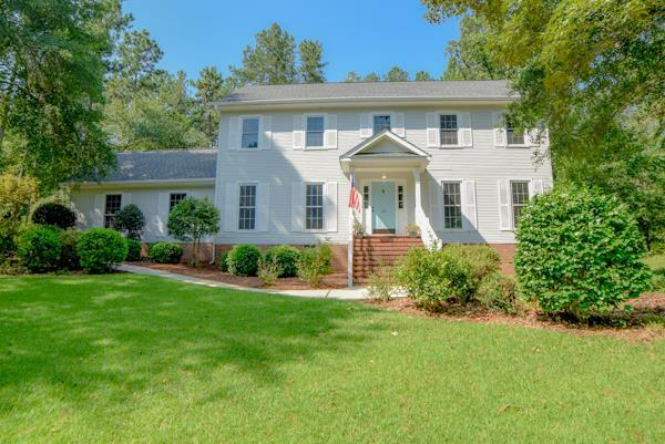 143 Chardonnay Lane, Aiken, SC 29803 (MLS #429559) :: Shannon Rollings Real Estate