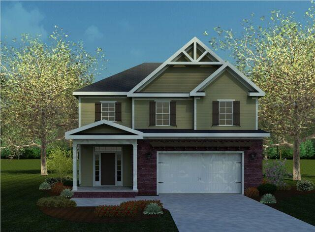 335 Colonnades Drive, Evans, GA 30809 (MLS #429643) :: Brandi Young Realtor®