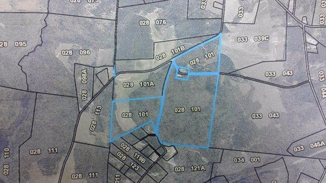 NA Bethel Church Road, Gibson, GA 30810 (MLS #429694) :: Shannon Rollings Real Estate