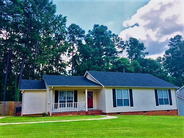 509 Adams Mill Lane, Evans, GA 30809 (MLS #429732) :: Shannon Rollings Real Estate