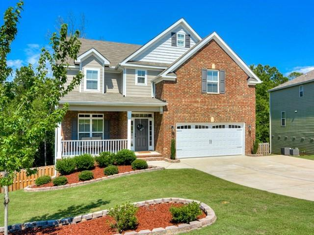 465 Weyanoke Drive, Evans, GA 30809 (MLS #429773) :: Shannon Rollings Real Estate