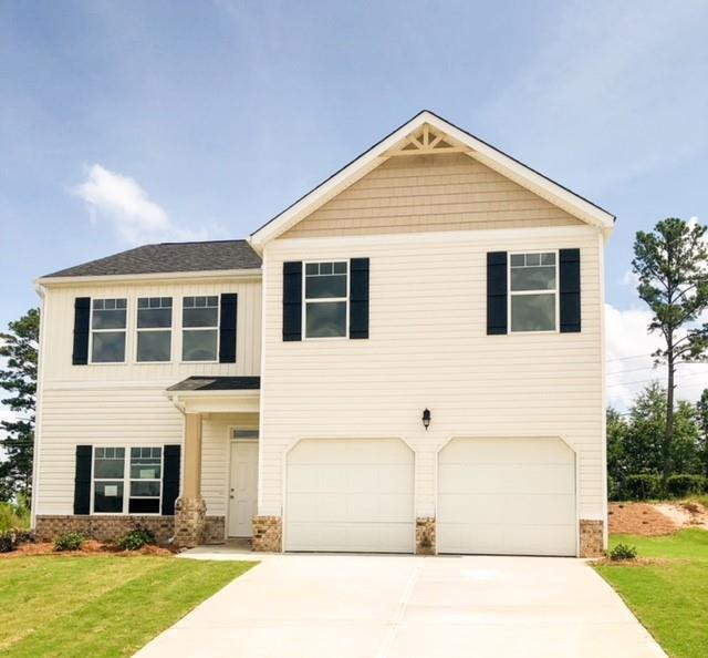 1172 Fawn Forest Road, Grovetown, GA 30813 (MLS #429808) :: Natalie Poteete Team