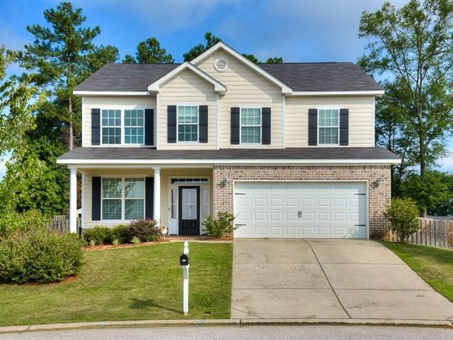255 Crown Heights Way, Grovetown, GA 30813 (MLS #430169) :: Brandi Young Realtor®