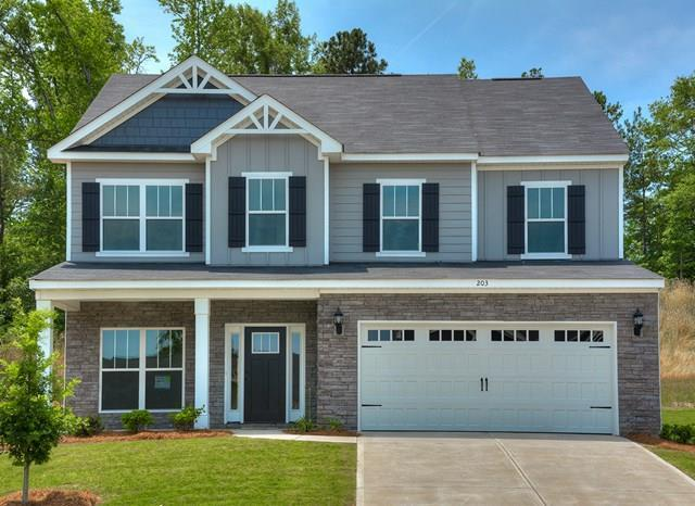 845 Burlington Drive, Augusta, GA 30909 (MLS #430198) :: Brandi Young Realtor®