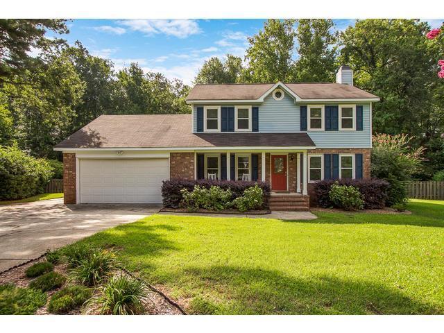 498 Fairfield Court, Evans, GA 30809 (MLS #430311) :: Shannon Rollings Real Estate