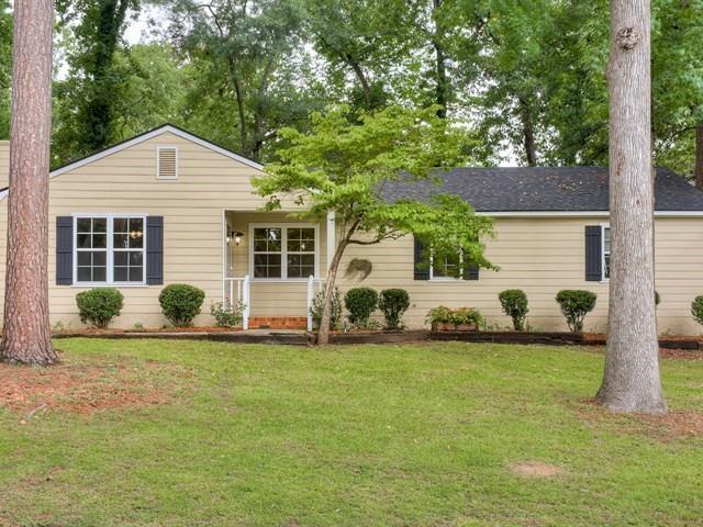 145 Glenora Drive, Martinez, GA 30907 (MLS #430729) :: Shannon Rollings Real Estate