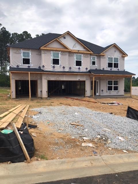 306 Rustic Lane, Evans, GA 30809 (MLS #430732) :: Brandi Young Realtor®