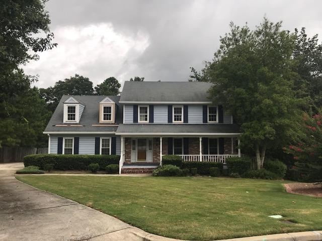 458 Highlands Court, Martinez, GA 30907 (MLS #430771) :: Shannon Rollings Real Estate
