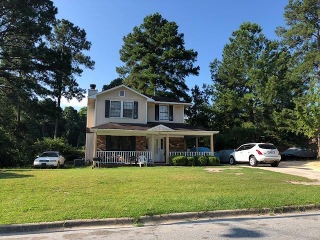 2816 Butler Manor Drive, Hephzibah, GA 30815 (MLS #430886) :: Shannon Rollings Real Estate
