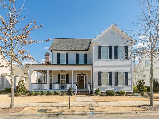 711 Big Holley Drive, Martinez, GA 30907 (MLS #430923) :: Shannon Rollings Real Estate