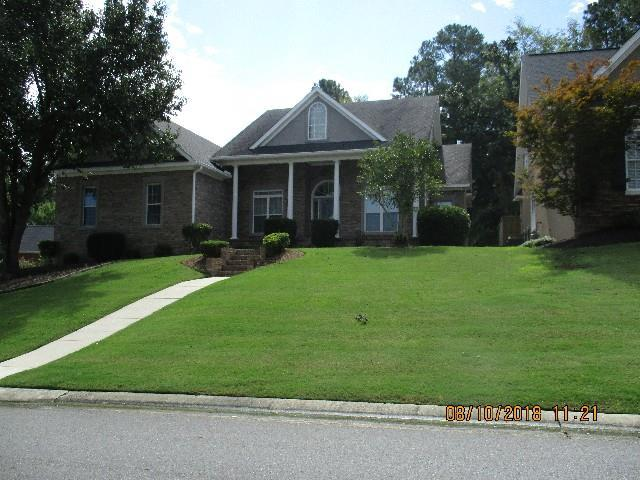 831 Willow Lake Drive, Evans, GA 30809 (MLS #431046) :: Shannon Rollings Real Estate
