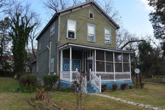 247 Walker Street, Augusta, GA 30901 (MLS #431312) :: Southeastern Residential