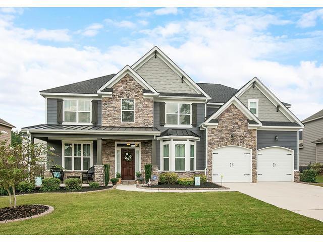 1716 Opal Court, Martinez, GA 30907 (MLS #431331) :: Shannon Rollings Real Estate