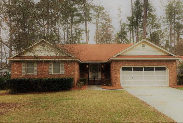 628 Fieldstone Way, Evans, GA 30809 (MLS #431449) :: Greg Oldham Homes