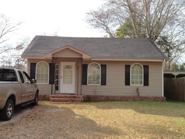 2427 Danville Street, Augusta, GA 30906 (MLS #431519) :: Melton Realty Partners