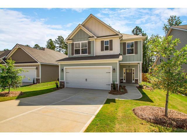 5817 Whispering Pines Way, Evans, GA 30809 (MLS #431786) :: REMAX Reinvented | Natalie Poteete Team