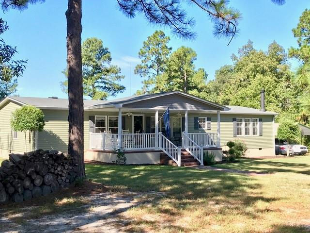 2 Carriee Lane, North Augusta, SC 29860 (MLS #431852) :: Melton Realty Partners