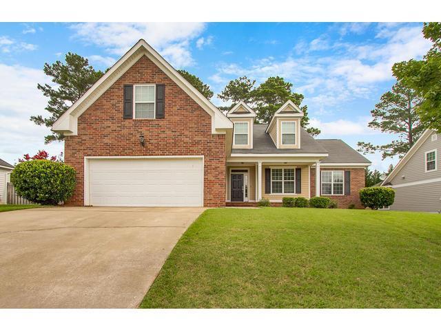 1115 Hunters Cove, Evans, GA 30809 (MLS #431887) :: Shannon Rollings Real Estate