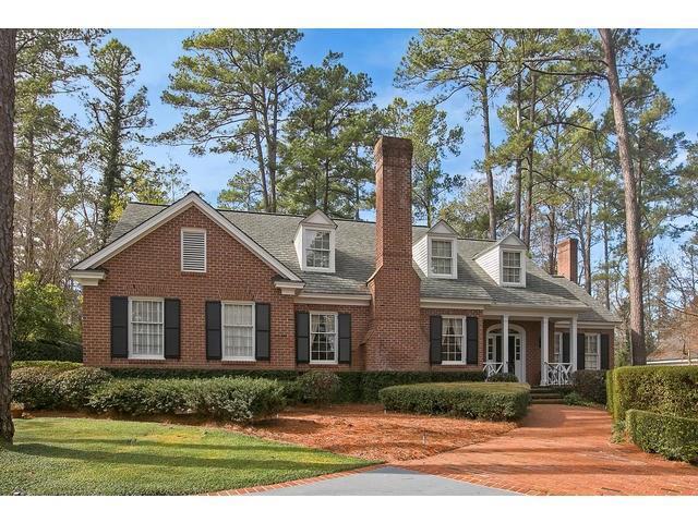11 Rockbrook Road, Augusta, GA 30909 (MLS #431945) :: Melton Realty Partners