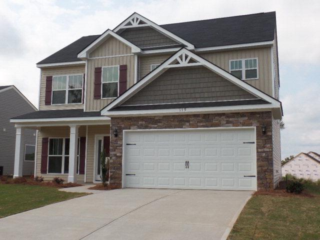 270 Kemper Downs Drive, Aiken, SC 29803 (MLS #432031) :: Melton Realty Partners