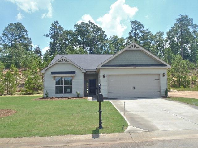 252 Kemper Downs Drive, Aiken, SC 29803 (MLS #432284) :: Melton Realty Partners