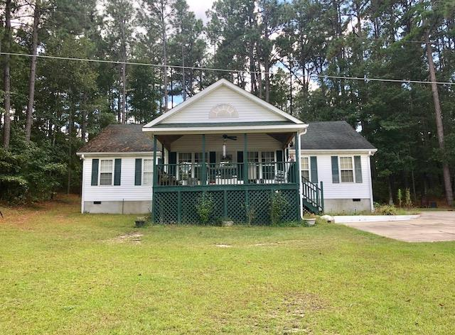 1103 Corley Drive, North Augusta, SC 29841 (MLS #432362) :: Southeastern Residential