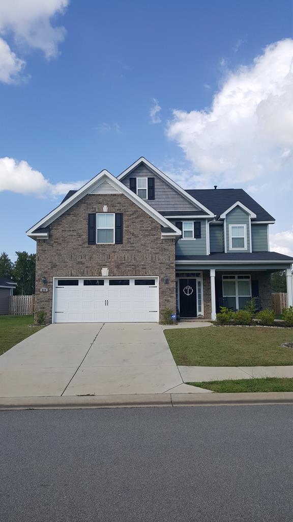 219 Carlow Drive, Grovetown, GA 30815 (MLS #432487) :: REMAX Reinvented | Natalie Poteete Team