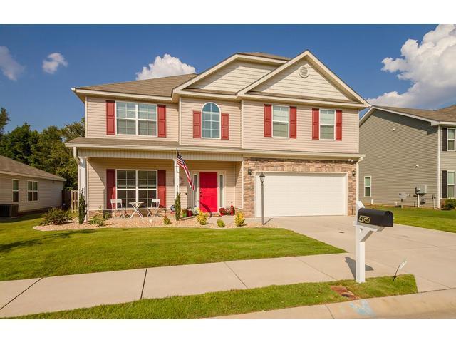 464 Sebastian Drive, Grovetown, GA 30813 (MLS #432627) :: RE/MAX River Realty