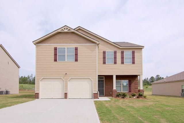 1048 Sims Drive, Augusta, GA 30909 (MLS #432697) :: RE/MAX River Realty