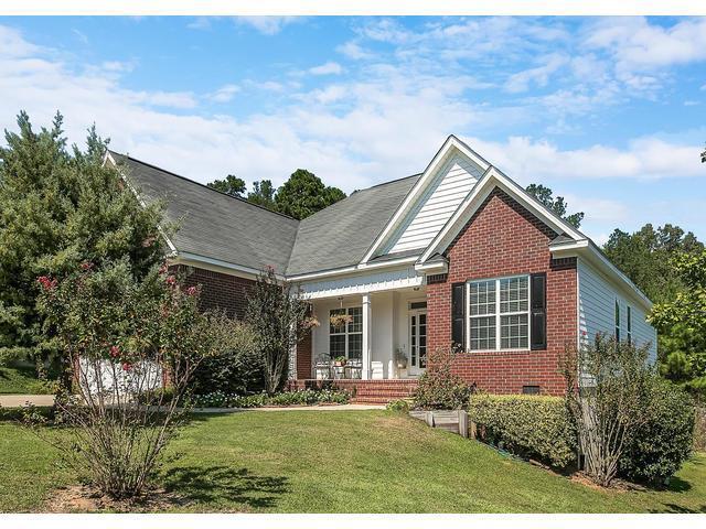 1140 Hunters Cove, Evans, GA 30809 (MLS #432801) :: Shannon Rollings Real Estate